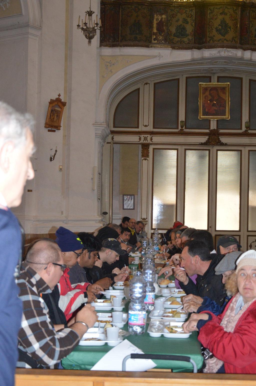 Pranzo di San Giuseppe 2018 a San Camillo